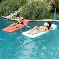 Lazy Waves Unsinkable Pool Float 2 inch Thick LW-PF4