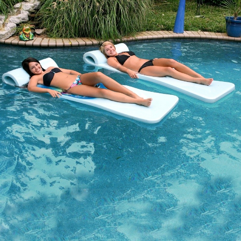 Lazy Waves Pool Float 1.5 inch Thick