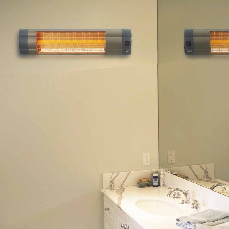 Electric Bathroom Heaters Uk: UFO UK-1500 Indoor Outdoor Electric Heater Wallmounted