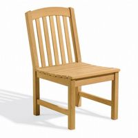 Shorea Wood Chadwick Outdoor Side Chair OG-CHSC