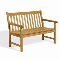 Shorea Wood Classic Outdoor Bench 4 Feet OG-CD48