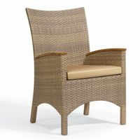 Torbay Outdoor Wicker Patio Arm Chair OG-TBCHA