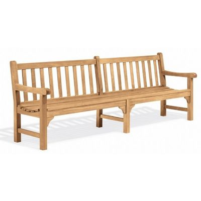 Shorea Wood Essex Outdoor Bench 8 Feet OG-EX96