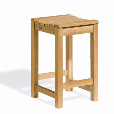 Shorea Wood Outdoor Counter Stool OG-HACST