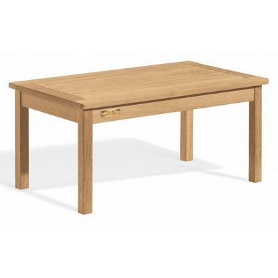 Shorea Wood Rectangle Outdoor Coffe Table 36 inch OG-CDTA