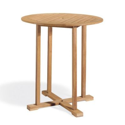 Shorea Wood Sonoma Outdoor Bar Table 36 inch OG-SB36TA