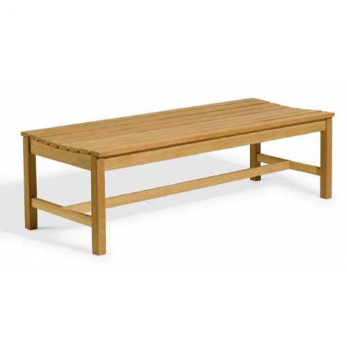Shorea Wood Classic Backless Outdoor Bench 5 Feet OG-BB60