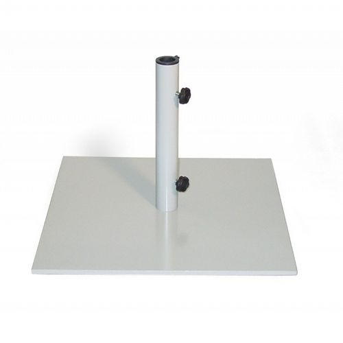 Steel Square Market Umbrella Base 70 Lbs OG-UB70G