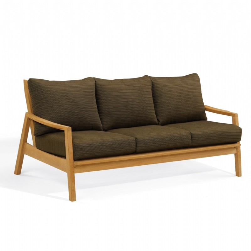 Shorea Wood Siena Outdoor Sofa : Sofas