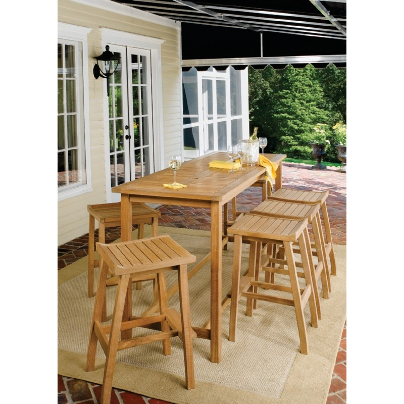 Metal Patio Furniture Sets on Patio Set Wood   Garden Metal Bench