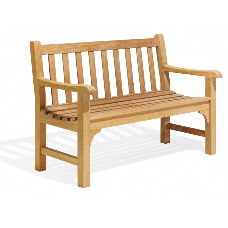 Shorea Wood Essex Outdoor Bench 4 Feet
