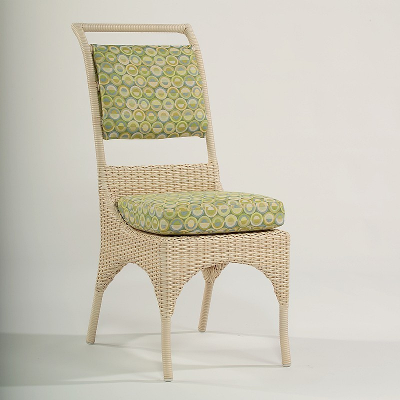 Oasis All Weather Wicker Dining Chair : Outdoor Chairs