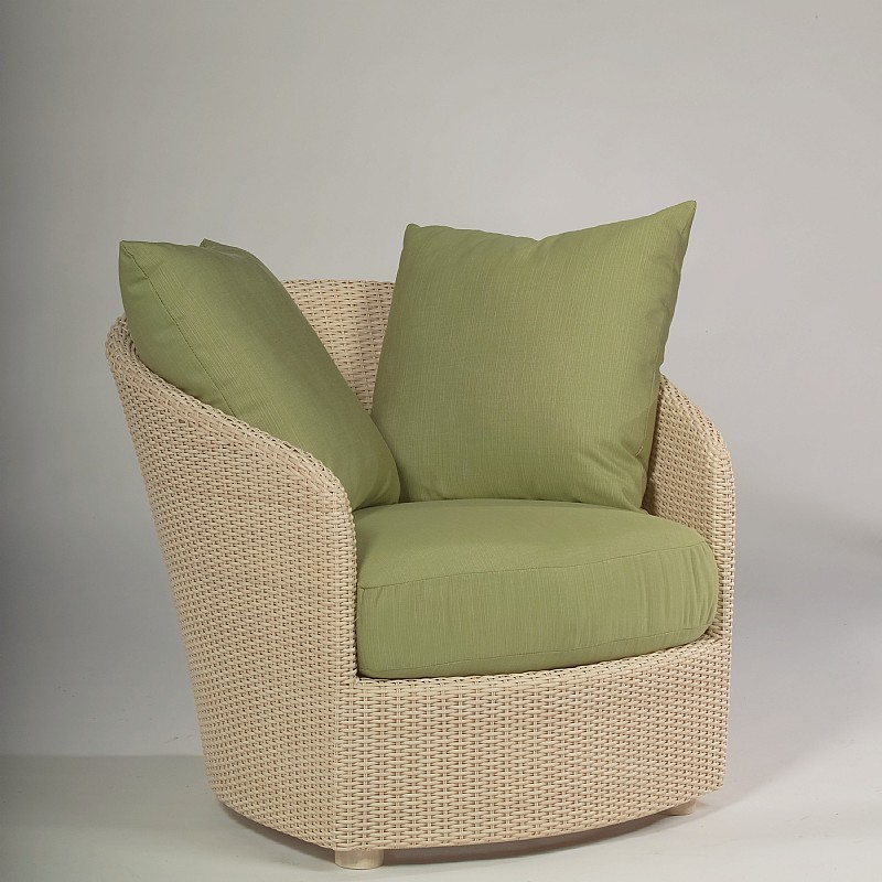 Oasis Club Chair : Patio Chairs