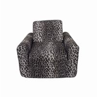 Fun Furnishings Leopard Print Chair Sleeper FF-20227