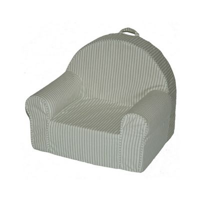 Fun Furnishings Green Stripe My First Chair FF-60252