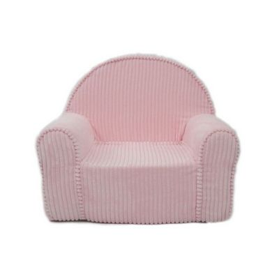 Fun Furnishings Pink Chenille My First Chair FF-60302
