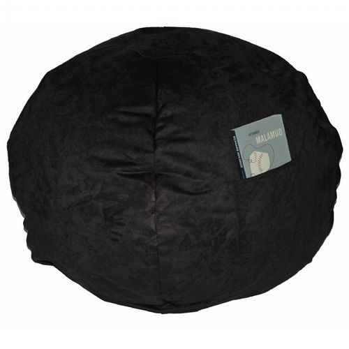 Fun Furnishings Black Micro Suede Large Beanbag FF-41236