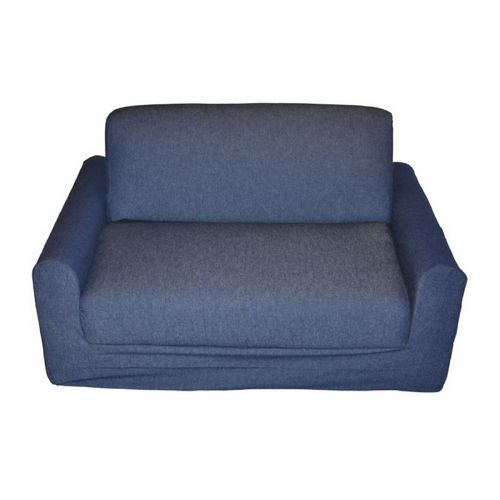 Fun Furnishings Denim Sofa Sleeper FF-10101