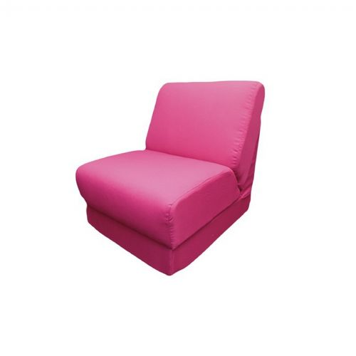 Fun Furnishings Fuchsia Canvas Teen Chair FF-50223