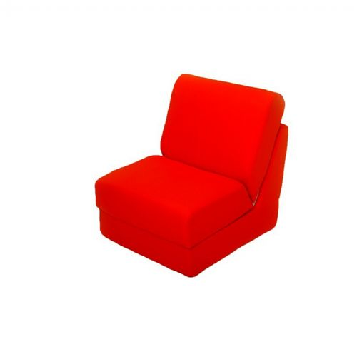 Fun Furnishings Orange Canvas Teen Chair FF-50242
