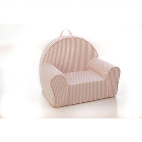 Fun Furnishings Pink Stripe My First Chair FF-60250