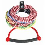 Airhead 8 Section Radius Handle Water Ski Rope AHSR-8