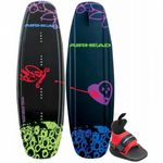 Airhead Heart Attack Wakeboard with Wrap Binding AHW-21