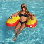 U- Lounge Inflatable Water Chair