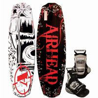 Airhead Rockabilly Wakeboard with Assault Binding AHW-5017