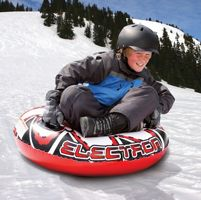 Airhead Round Inflatable Snow Sled Tube AHSN-1R2