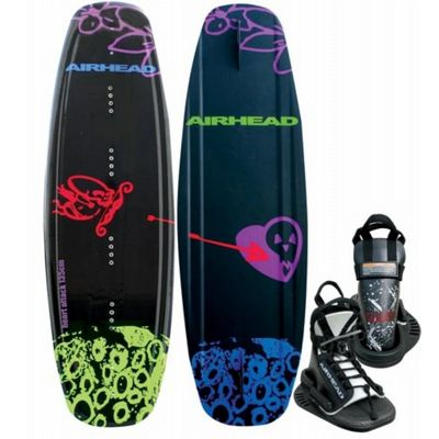 Airhead Heart Attack Wakeboard with Vise Binding AHW-23