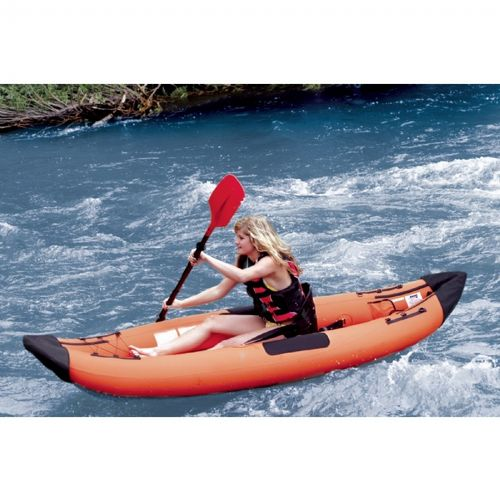 Airhead 1 Paddler Performance Travel Kayak AHTK-1