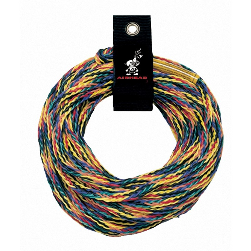 Towing Ropes: Airhead 2 Rider Tube Tow Rope