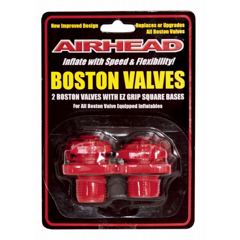 The Flying Bamf: Airhead Boston Valves