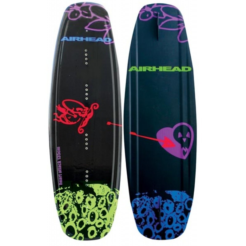 Wakeboards: Airhead Heart Attack Wakeboard