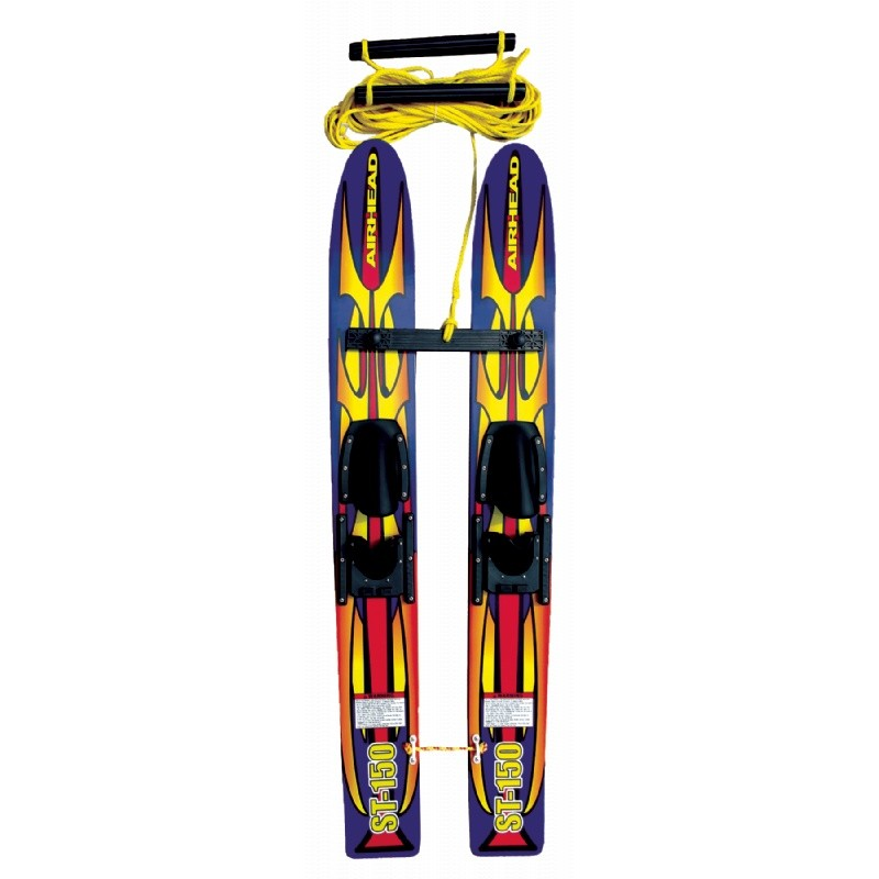 Jet Ski Towable: Airhead ST-150 Training Water Skis