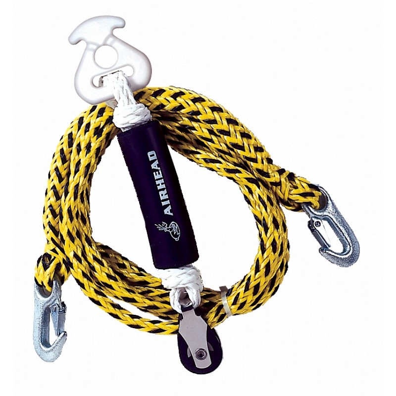 Towing Ropes: Airhead Self-Centering Tow Harness