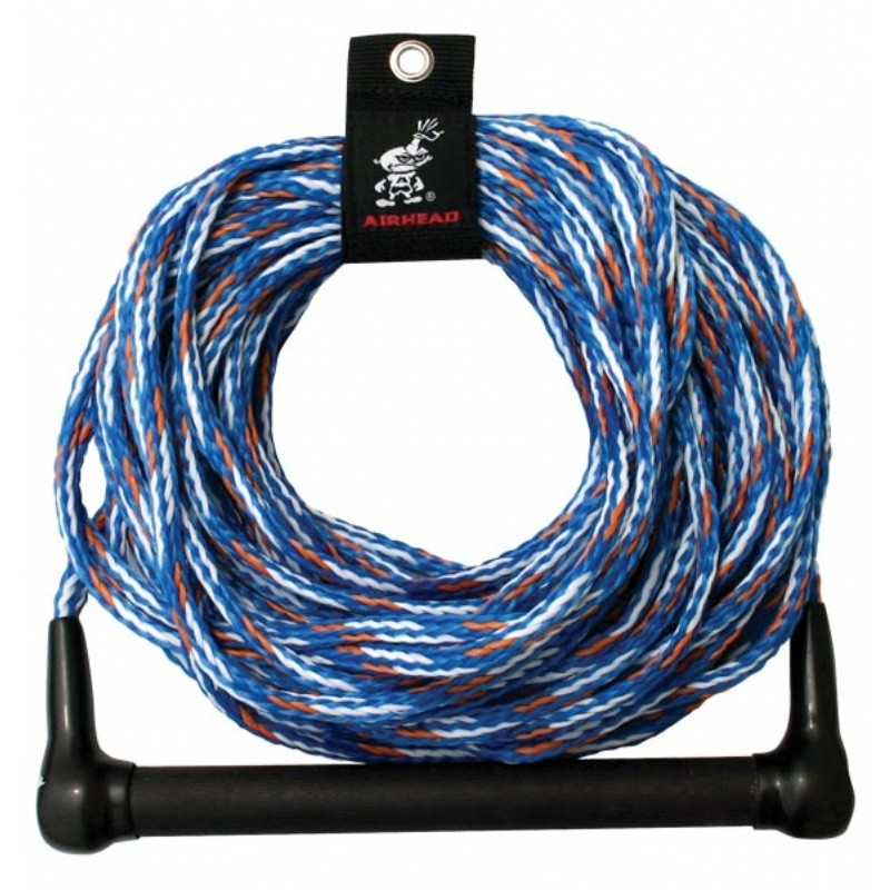 Towing Ropes: Airhead Single Section Ski Rope