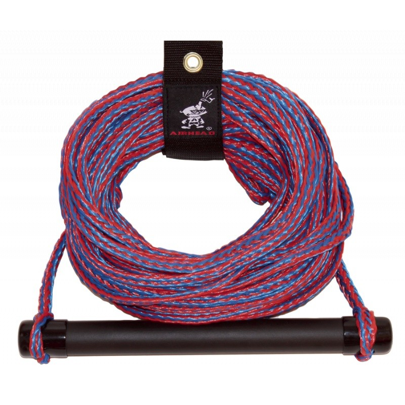 Towing Ropes: Airhead Single Section Water Ski Rope