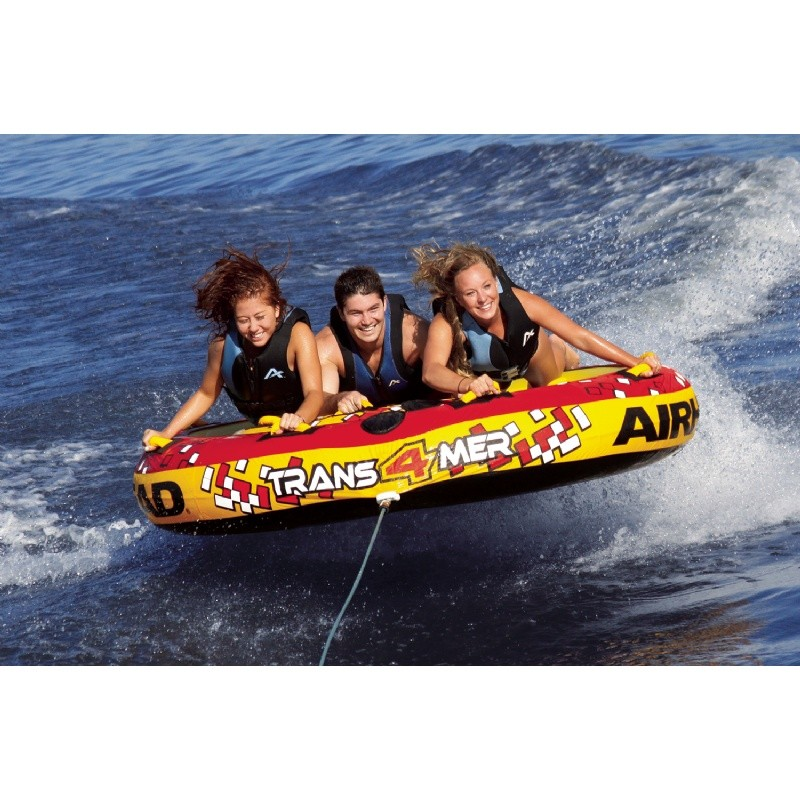 Airhead Transformer 4 Rider Towable Tube