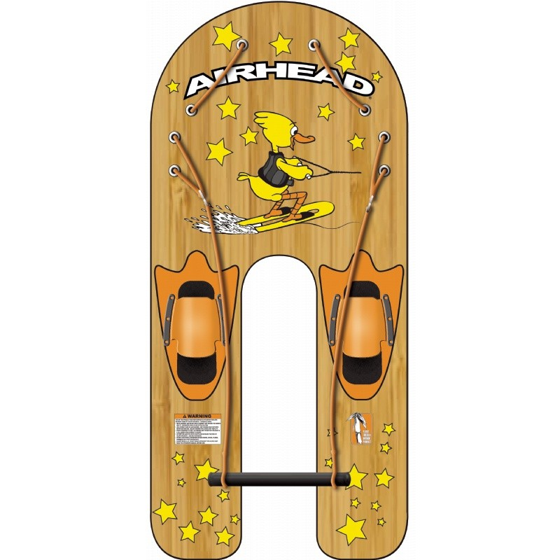 Jet Ski Towable: Airhead U-SKI Kids Training Waterski