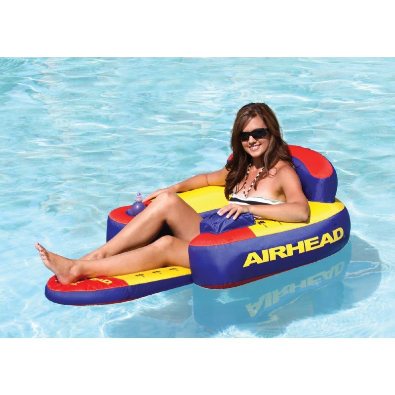 Inflatable Rocket Ship Toy: Bimini Inflatable Lounge II