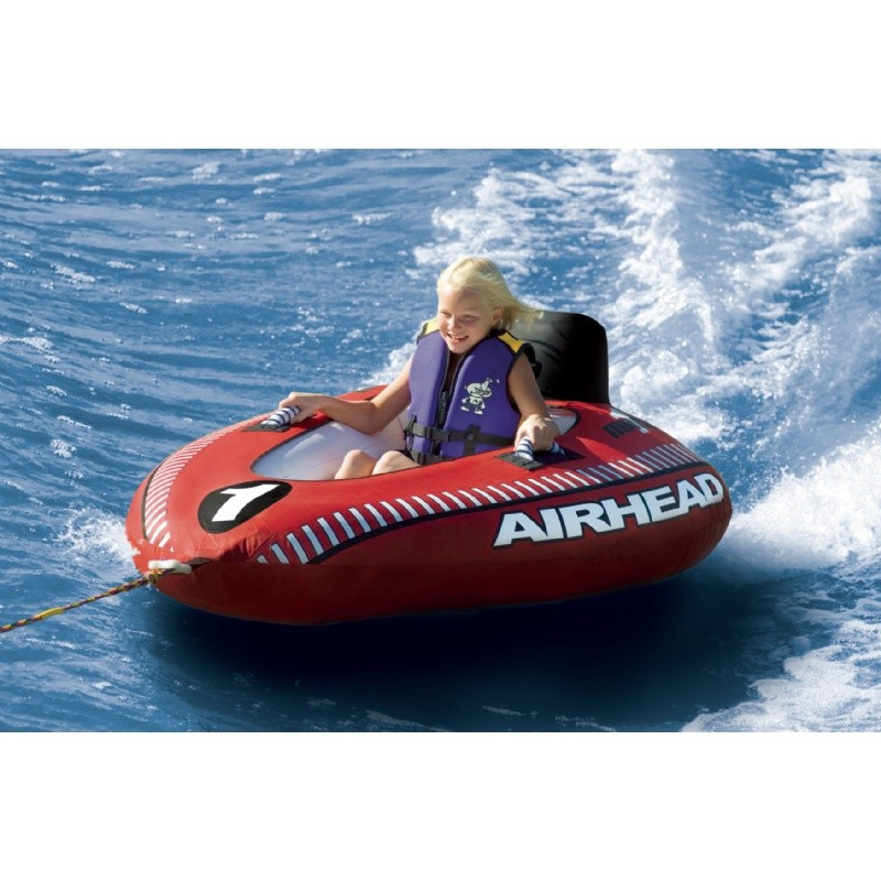1 Person Towables, Tubes, Inflatables, Water Sports: Mach 1 Cockpit Towable Tube