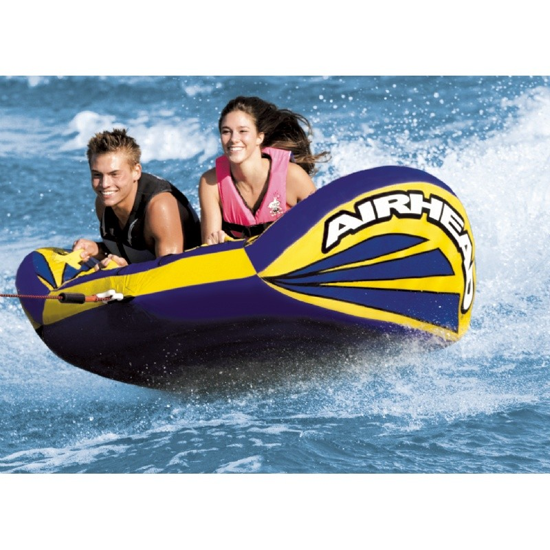Hydrofusion 2 Person Towable: Matrix V-2 2-Rider Towable Tube