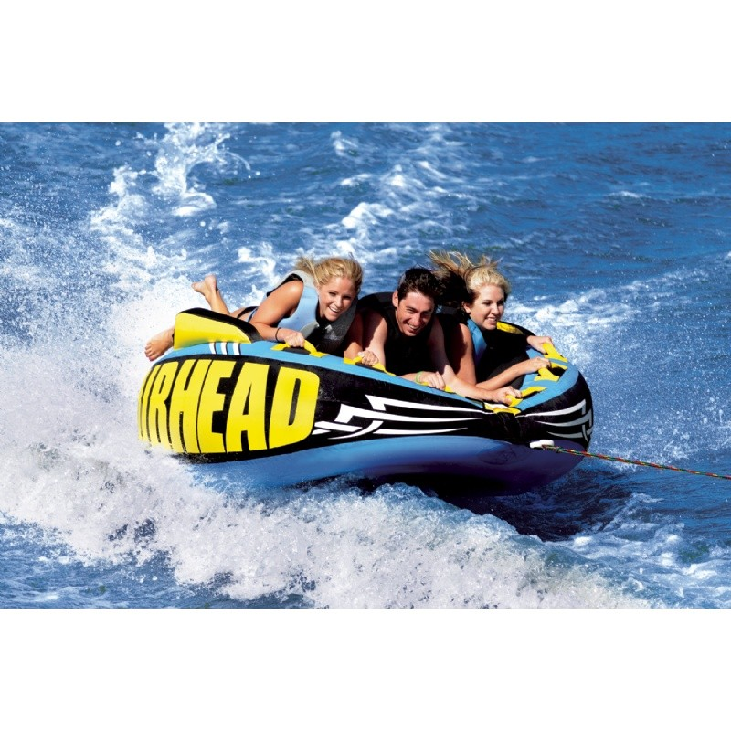 6 Person Float: Outrigger Towable Tube