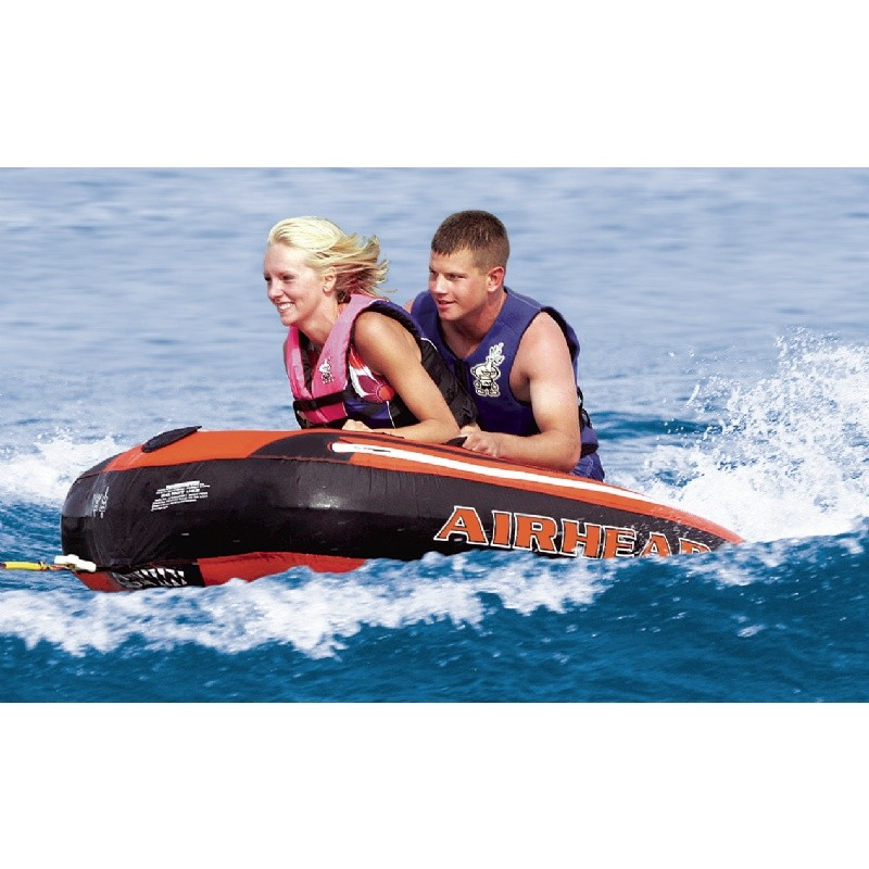 Jet Ski Towable: Slash 2 Steerable Towable Tube 2-Rider