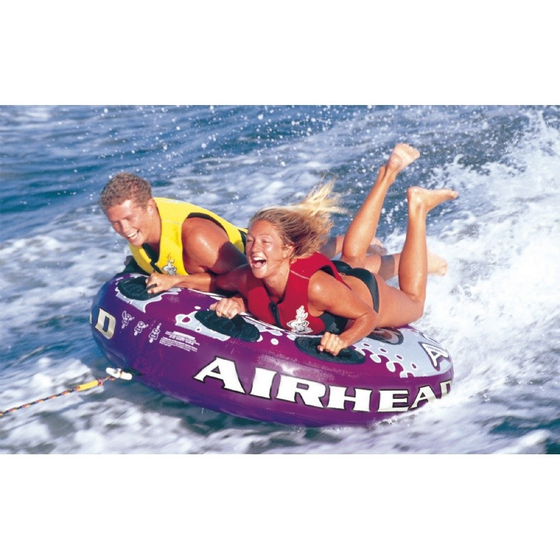 Hydrofusion 2 Person Towable: Slice 2-Rider Towable Tube