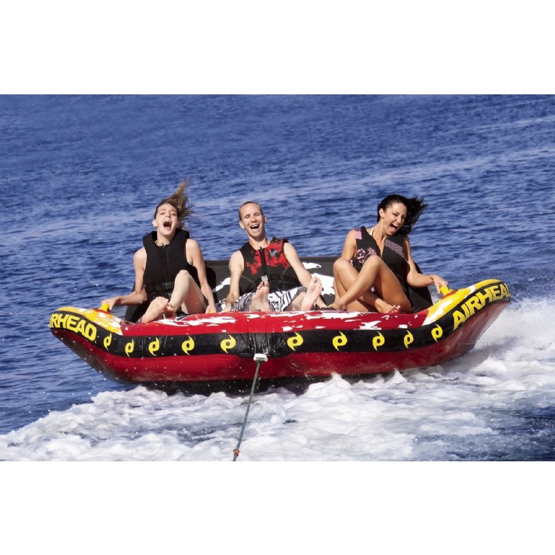 Double Tube Float: Storm 3 Towable Tube