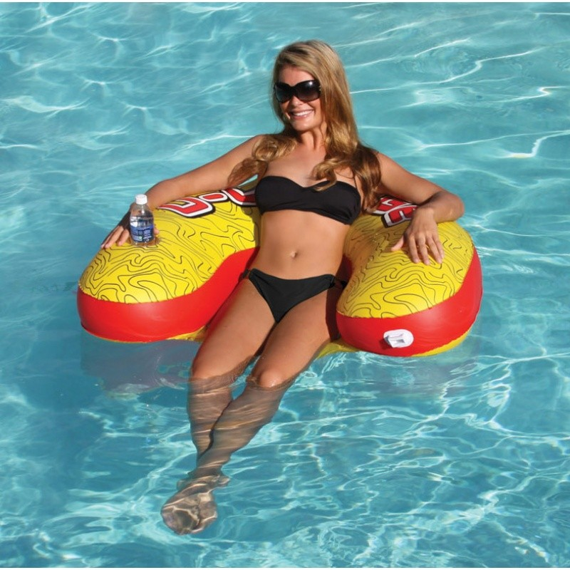 U- Lounge Inflatable Pool Chair