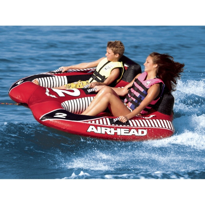Hydrofusion 2 Person Towable: Viper 2 Cockpit Towable Tube 2-Rider